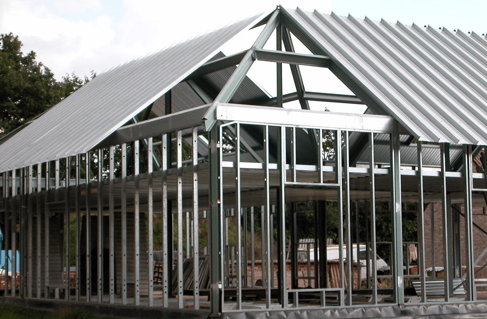 95 staalbouw woningen staalbouwwoningen dmw introductie for Koi pond builders west midlands